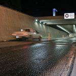 En la noche de este martes, el tránsito en el Túnel Subfluvial será alternado.